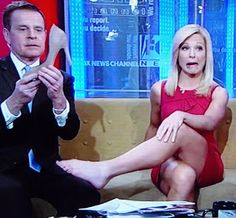 Fox anchor upskirt there are