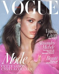 Vogue Paris | More on http://en.vogue.fr/ Our August issue is...