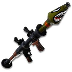 Png Rocket Launcher Guns Fortnite Bazooka
