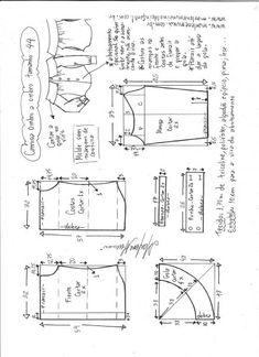 Camisa manga ombro a ombro | DIY - molde, corte e costura - Marlene Mukai