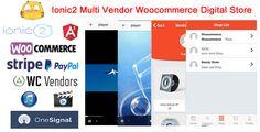 Download Ionic2WooMultiDigitalStore - Ionic2 Multi Vendor Woocommerce Digital Store Nulled