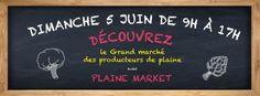 Le Soler : Grand marché paysan à la boutique Plaine Market le dimanche 5 juin 2016