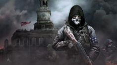 Done for the Homefront: The Revolution art contest held by deviantArt.