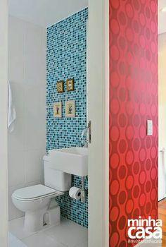 Azulejo do banheiro