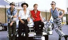the Clash - Bing images