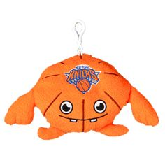 New York Knicks Creature Ball Backpack Clip - $7.59