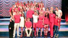 Lea Michele says goodbye to Glee with a memory of Cory Monteith Lea Michele, Cory Monteith, Glee Season 6, Michael Bolton, Finn Hudson, Glee Club, Dianna Agron, Chris Colfer, Rocky Horror