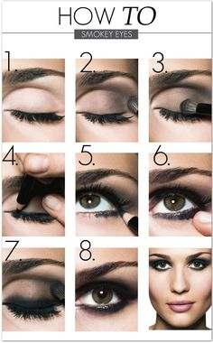 Smokey eyes / Make-up | Mbeauty.jouwweb.nl