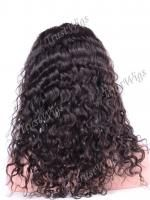 Chinese Virgin Hair Spanish Wave Glueless Lace Wig VGLW210