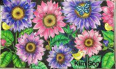 Instagram media thienngoc165282 - #coloringbook #blomstermandalacoloringbook #blomstermandalamålarbook