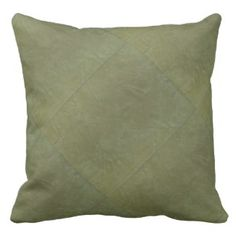 Green plaster throw pillows by FauxFinish.weebly.com #lonny#matchbook#kinfolk#adorehome#leaf#ivy&piper#hearthome#homedecor#bath#bedbathbeyond#hgtv#elledecor#veranda