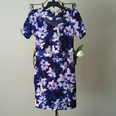 Beautiful Jessica Simpson Dresses. New never worn. Brand new dress never worn.  96 % Polyester  4 % Elastane  Measure from top shoulder to hem 34 inch. Exclusive of decoration.  Smoke and pet free household.  Happy Shopping. Jessica Simpson Dresses