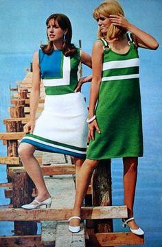 Neue Mode June, 1967 #1960sfashion