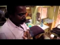 Watch the worlds most relaxing shave and head massage in India. - YouTube