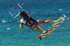 Céline Rodenas @ Fuerteventura - Board F-One ACID 2013 #kitesurf #ACID2013 #F-ONE