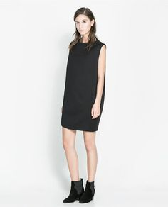 Image 1 of TECHNICAL DRESS from Zara