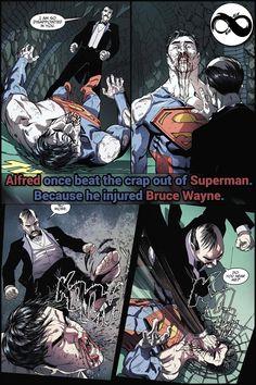 Dc Comics Funny, Marvel Funny, Marvel Dc Comics, Marvel Memes, Superman Facts, Superhero Facts, I Am Batman, Batman Vs Superman, Beste Comics