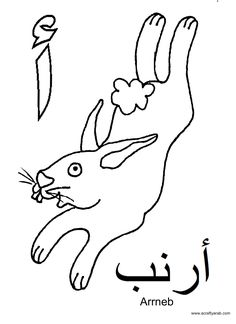 Im Continuing To Take The Animals From My Arabic Alphabet Animal Poster And Turn