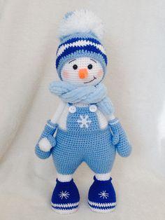 Muñeco nieve inspiración