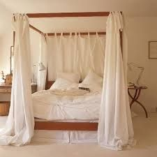 1000 images about four poster beds on pinterest bed headboards search and curtains - Four poster bed curtains ...