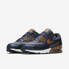 New Nike Air max 90 Releases - Run Like Clouds! Air Max 90, Nike Air Max, New Nike Air, Casual Sneakers, Air Max Sneakers, Sneakers Fashion, Sneakers Nike, Nike Shoes Outlet, Fashion Models
