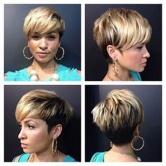 10901 | Explore short hairstyles and makeovers' photos on Fl… | Flickr - Photo Sharing!