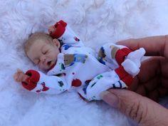 Newborn Baby Dolls, Cute Baby Dolls, Baby Girl Dolls, Dollhouse Dolls, Miniature Dolls, Reborn Dolls, Reborn Babies, Mini Bebidas, Silikon Baby
