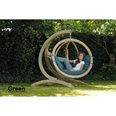 Amazonas Globo Swing Seat: This is BEAUTIFUL!!!