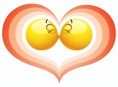 Kissing Emoticon Symbols   Emoticons French Kissing