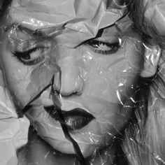 Crumpling or folding. Photography Art by Nigel Tomm Distortion Photography, Distortion Art, A Level Photography, Photography Themes, Reflection Photography, Experimental Photography, Texture Photography, Photography Projects, Portrait Photography