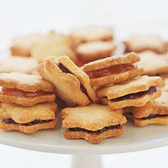 Sugar Cookie Stars | MyRecipes.com