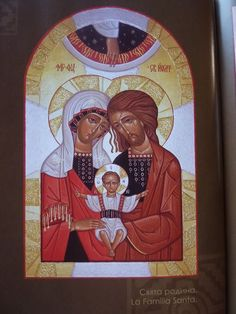 Holy Family Mary And Jesus, Jesus Is Lord, Religious Icons, Religious Art, Paint Icon, Christian Artwork, Madonna And Child, Holy Family, Believe In God