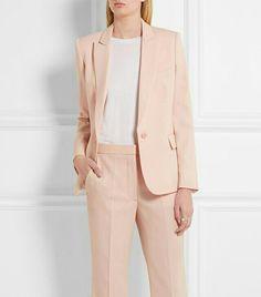 Stella McCartney Ingrid silk blazer