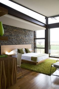 | Stone | House Serengeti | Bedroom | Nico van der Meulen Architects | M Square Lifestyle Design #Contemporary