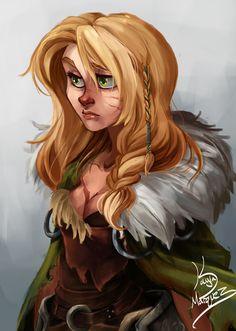 The Wanderer by the-Orator.deviantart.com on @deviantART