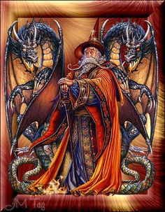 Wizard and Dragons