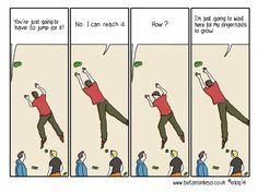 climbing humor :))))