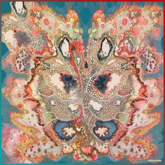 Louise Gardiner Silk Scarves