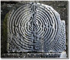 Labyrinths in Ireland