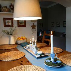 Spolu u stolu Table Settings, Table Decorations, Furniture, Home Decor, Decoration Home, Room Decor, Place Settings, Home Furnishings, Home Interior Design