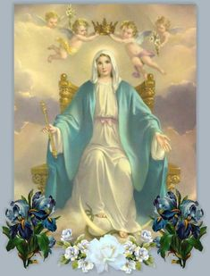 Mother of God pray for us