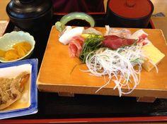 """Row fish, """"sashimi"""""""
