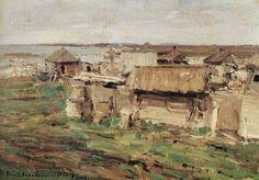 Русский художник - Коровин Константин Алексеевич 1861-1939 (335 фото)