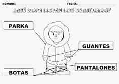 Resultado de imagen de proyecto los esquimales educacion infantil Polo Norte, Parka, Memes, Winter Time, Pants, Snow, Meme, Parkas
