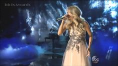 Best performance I've heard.  Love her! Carrie Underwood - Something In The Water - CMA's 2014