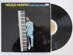 Buy LP Vinyl WALTER MURPHY - RHAPSODY IN BLUE VG VG+for R109.00 Rhapsody In Blue, Lp Vinyl, Games, Music, Books, Movies, Musica, Musik, Libros