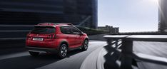 The New Peugeot 2008 is an is an SUV built with strength and character.