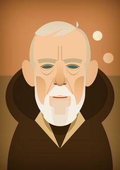 old ben kenobi. :)