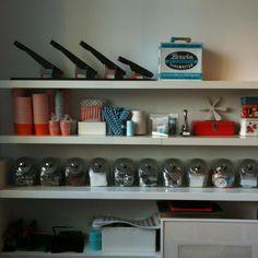 Organized shelves | Flickr - Photo Sharing!