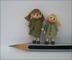Adora Bella Minis 48th Scale Children.